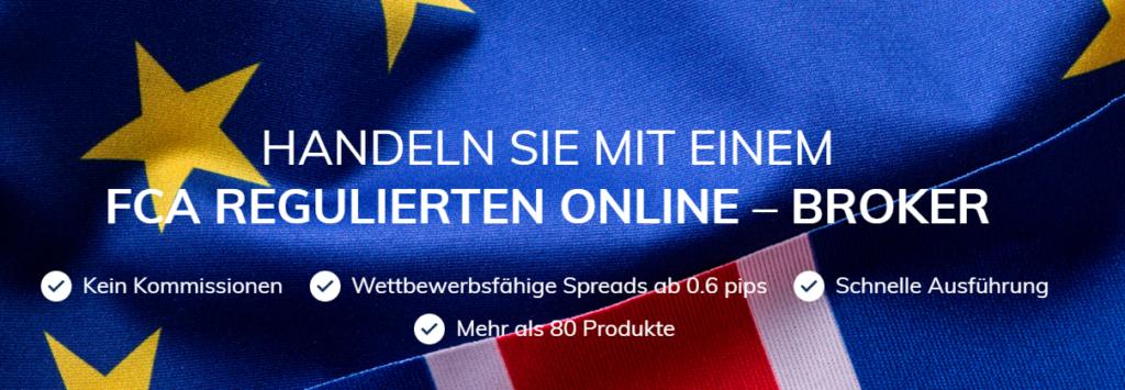 Profitieren Sie von der schnellen Ausführung bei dem Online- Broker ATFX