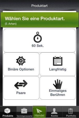 BDSwiss-App