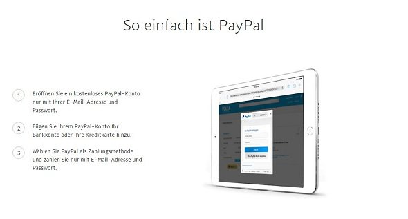 Gebühren für Online-Broker mit PayPal