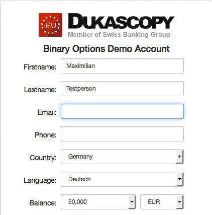 DemoKonto_Dukascopy_BO