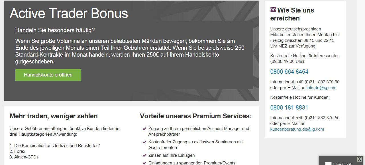IG Bonus