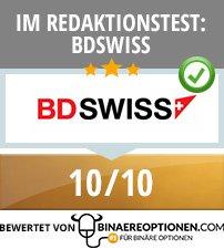 bdswiss test
