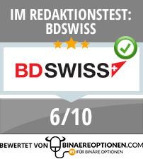 BDSwiss Forex Erfahrungen von Binaereoptionen.com