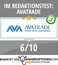 AvaTrade Erfahrungen von Binaereoptionen.com