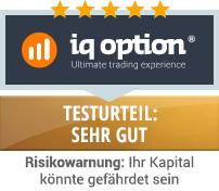 IQ Option Erfahrungen