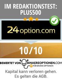 24option Erfahrungen von BinaereOptionen.com