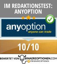 unsere Erfahrungen mit anyoption