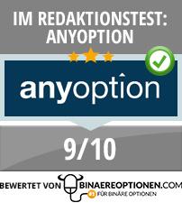 anyoption Erfahrungen von BinaereOptionen.com