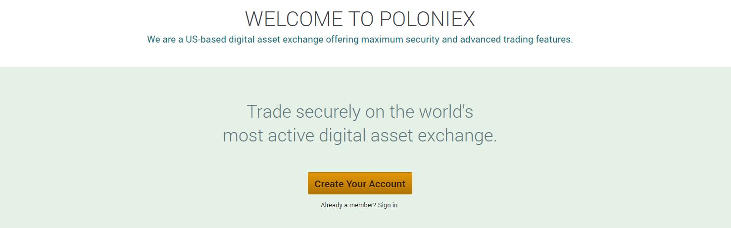 Poloniex Krypto Erfahrungen