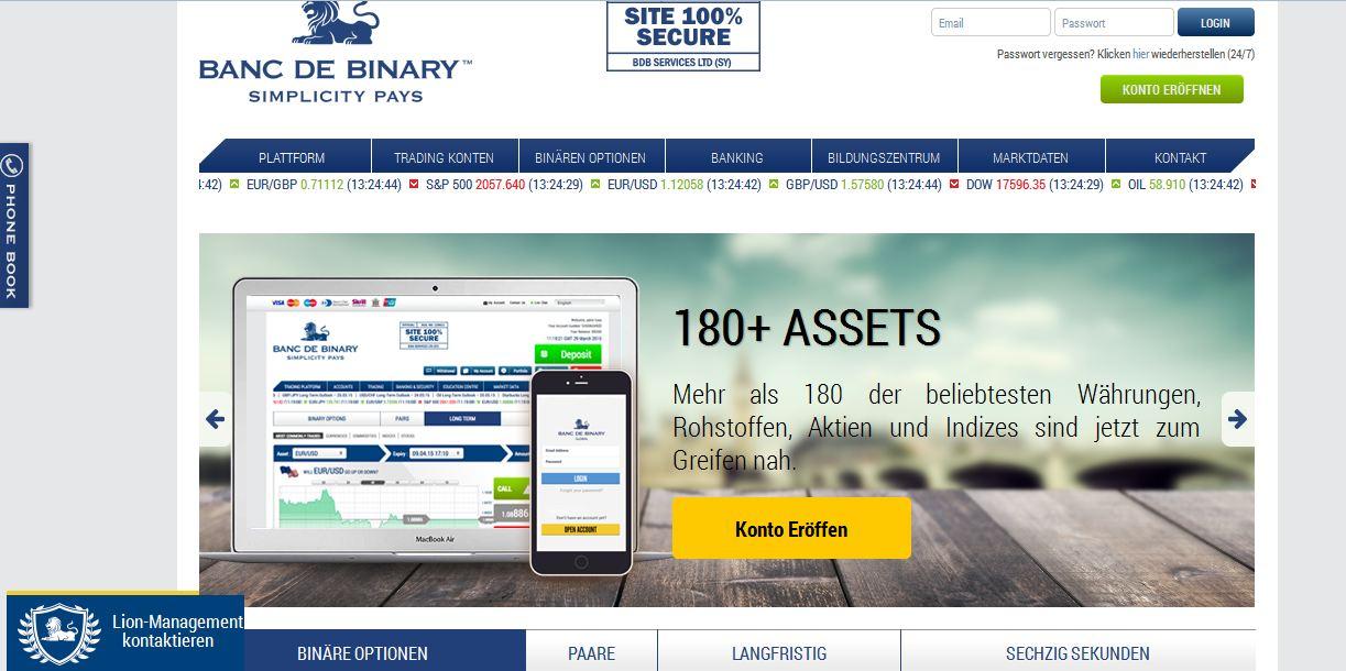tradingstrategie deutsche bank online broker