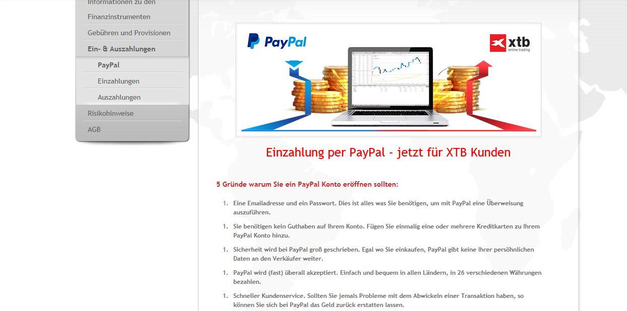 paypal vorteile