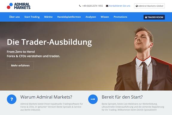 admiral markets nachschusspflicht