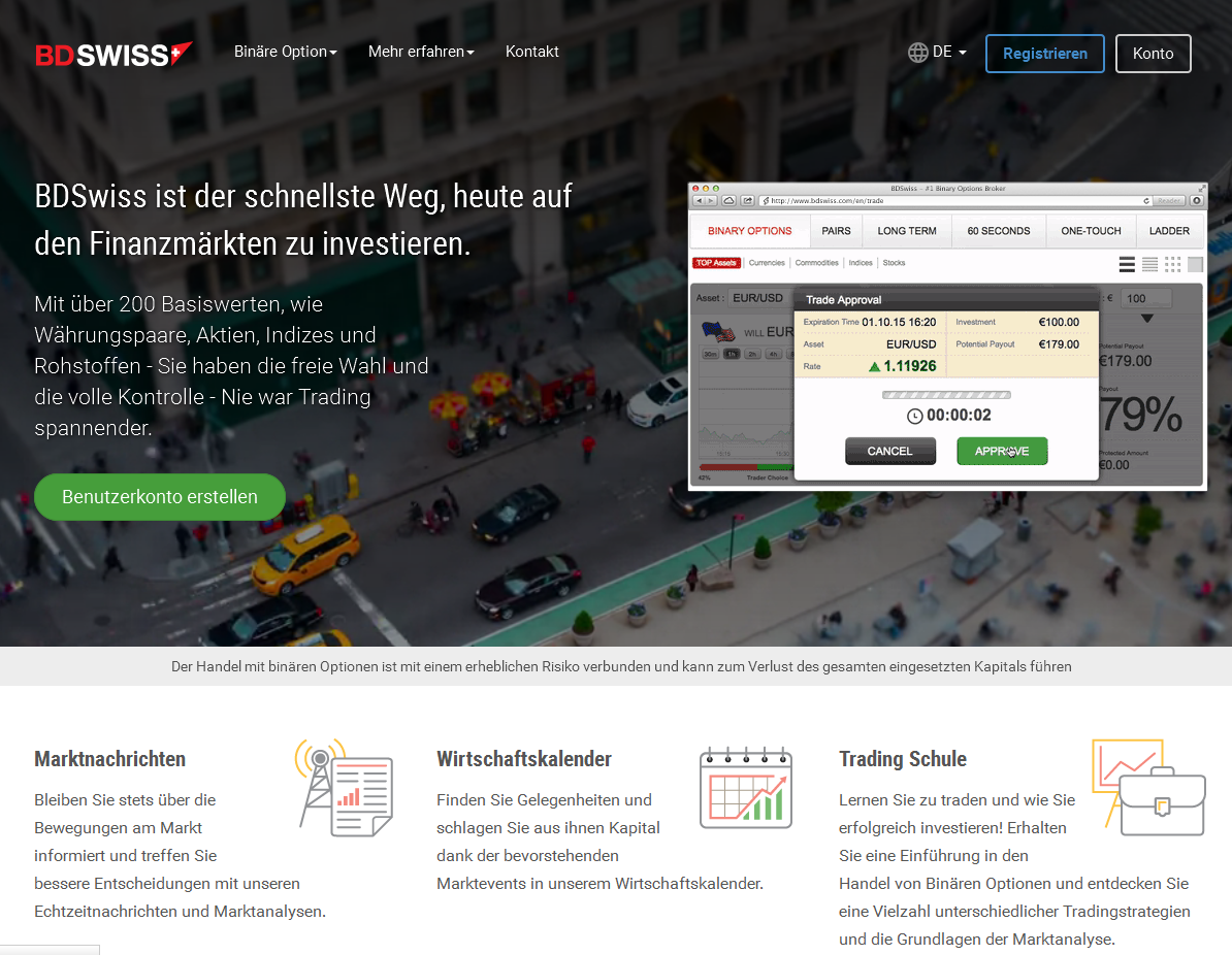 B forex online trading anbieter