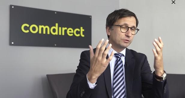 comdirect-Logo-Interview-Präsentation