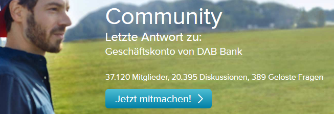 Consorsbank-Community-Header
