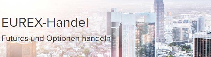 Consorsbank-Eurex-Handel