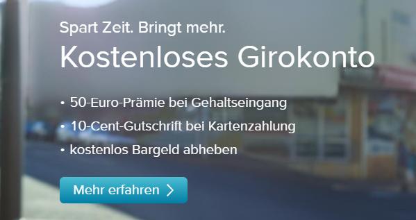 Consorsbank-Girokonto-Banner