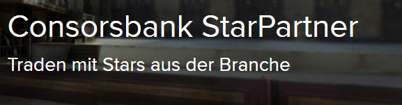 Consorsbank Trading