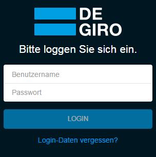 DEGIRO-App-Login