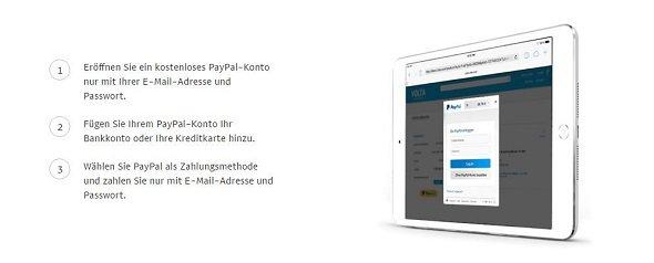 eToro PayPal Vorteile