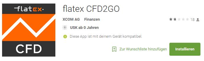 flatex-CFD-App