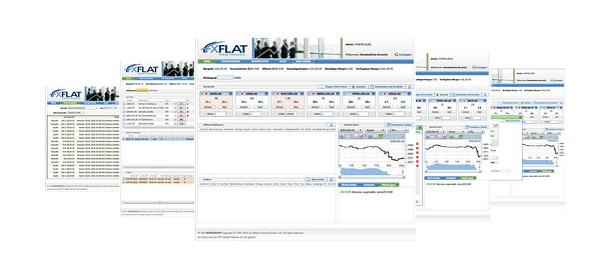 FXFlat Webtrader Software