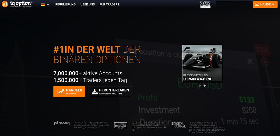 Options auto trader