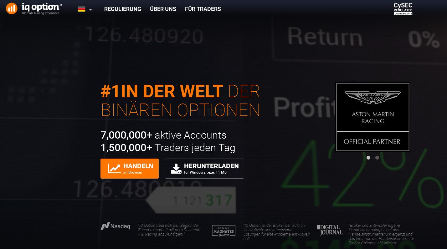Iq option 100 euro