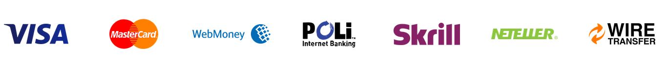 Unser aktueller Testsieger IQ Option bietet Tradern verschiedene Zahlungswege an.