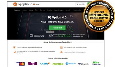 Iq option erfahrungen deutsch