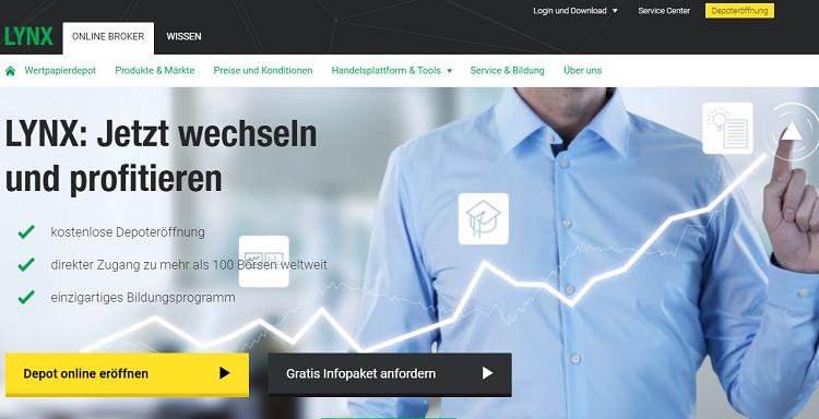 aktienhandel online test