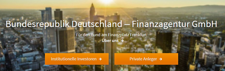 Bundeswertpapiere-Finanzagentur-Skyline-Mainhattan