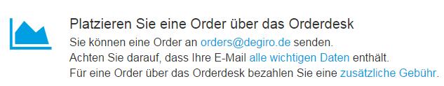 DEGIRO-Orderdesk-Ansicht