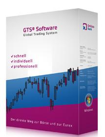 GTS-Software-Ansicht
