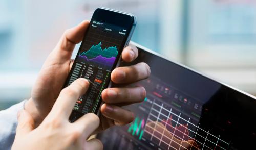 Handel per Trading App