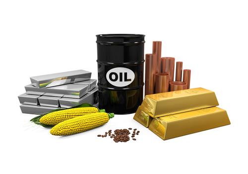 Rohstoff Aktien online handeln
